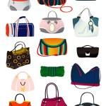15 bags — Stock Vector