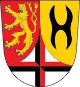 Altenkirchen kreis coa — Stock Vector