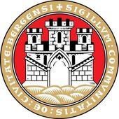 Bergen city seal — Stock Vector