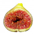Halved Fig — Stock Photo
