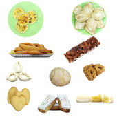 Assorted Sardinia Sweets — Stock Photo