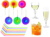 Party Set — Stock Photo