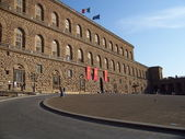 The Pitti Palace,Florence — Stock Photo