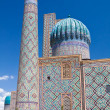 Samarkand, Sher Dor Madrasah — Stock Photo