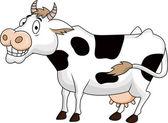 Cow Cartoon — Wektor stockowy