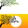 Tree Silhouette — Stock Vector #10351524