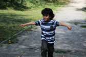 Happy child — Photo
