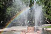 Regenbogen — Stockfoto