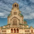 Alexander Nevsky Cathedral 2 — Stock Photo #10414874