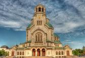 Alexander Nevsky Cathedral 2 — Stock Photo