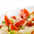 Stock Photo: Caprese salad - close up