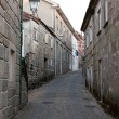 Stock Photo: Historical medieval street