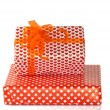 Two gift boxes — Stock Photo #10486169