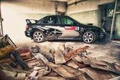 Subaru Impreza WRC — Stock Photo