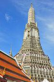 Wat arun temple, Thailand — Stock Photo