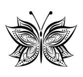 Butterfly Vector — Stock Vector