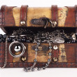 Treasure chest — Stock Photo #9936780