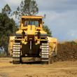 Stock Photo: Big Dozer