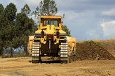 Big Dozer — Stock Photo