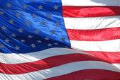 Waving Flag — Foto Stock