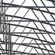 Truss Roof — Stock Photo