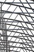 Truss Roof — Stockfoto