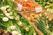 Mercato degli agricoltori — Foto Stock