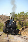 NV Railroad — Stock Photo