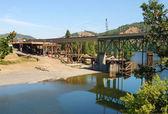 Bridge Build — Stock Photo