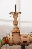 Air valve — Stockfoto