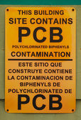 PCB Sign — Stock Photo