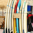 Surf Boards — Stock Photo #9785414