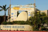 Spiaggia pizm — Foto Stock