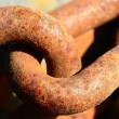 Rusted Links — Stock Photo