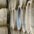 Concrete Culvert — Stock Photo