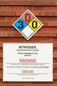 Nitrogen — Zdjęcie stockowe