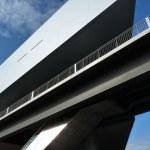 A nice bridge in germany — Stock Photo