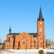 LutherChurch of neo-gothic style, Finland — Stock Photo #9601753