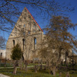 Monastery of St. Birgitta - Stock Photo
