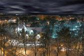 Lights in Tallinn — Stock Photo