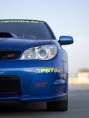 Subaru Impreza Wrx Sti — Stock Photo