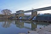 Dam in nick - hongarije — Stockfoto