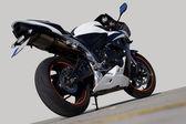 Racing Motocycle — Stock Photo