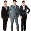 Royalty-Free Stock Photo: Asian business team