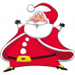 SantClaus. — Stock Vector #9840322