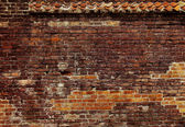 Wall brick texture — Stock Photo