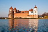 Mir castle — Stock Photo