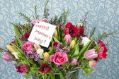 Mother's day flowers — Stock Photo