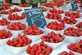Strawberry in Nice — Foto de Stock