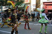 Menton: dances of Bolivia-1 — Stock Photo